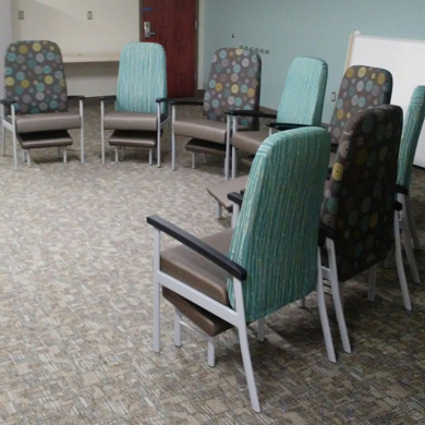 Pregnancy Center Seating